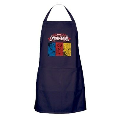 CafePress The Ultimate Spiderman Kitchen Apron (1269016861)