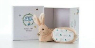 Peter Rabbit Booties Gift Set, 5014475013187