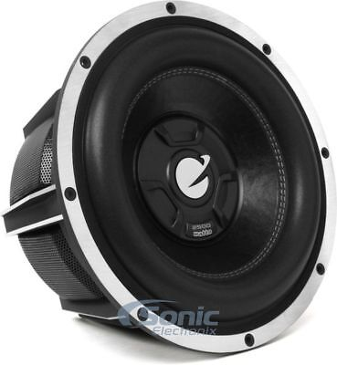 """Planet Audio BBD12 2500 Watt 12"""" Inch Dual 4-Ohm Voice Coil Car Stereo Subwoofer"""