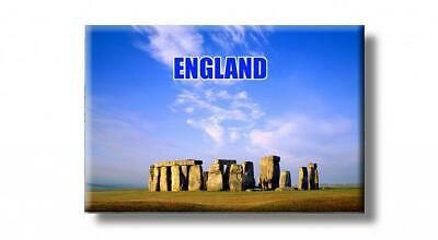 Stonehenge England Foto Magnet Great Britain Souvenir Fridge Neu