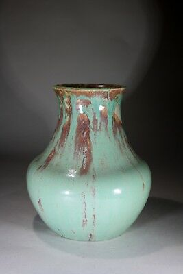 Antique Chinese Slip Glazed Jun Vase