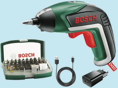 Avvitatore Ixo Bosch Rainbow Set Con 32 Bit Power Team 2019