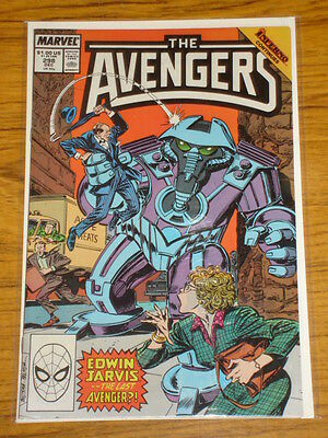 Avengers #298 Vol1 Marvel Comics Inferno December 1988