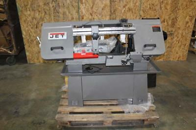 Jet 8 in x 13 in Horizontal Band Saw J-7015