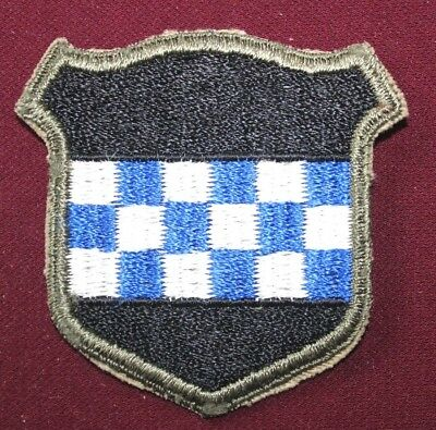 """Wwii U.s. Army 99Th Infantry """"battle Babies"""" Division Battle Of The Bulge Patch"""