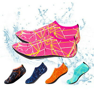 Adult Kids Water Skin Shoes  Socks Diving Quick-Dry Non-slip Swim Beach gous