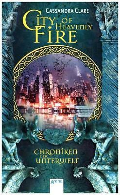 Chroniken der Unterwelt - City of Heavenly Fire (Portofrei)