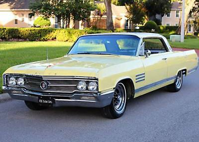 1964 Buick WILDCAT COUPE SURVIVOR - A/C - 45K MI LOW MILE SURVIVOR  - 401/325HP V8 - A/C - 1964 Buick Wildcat SportCoupe - 45K MI