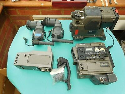 Sony BVP-7P Professional Video Camera and Thomsen Equipment for spares
