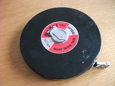 Surveyors Fiberglass Winding Measuring Tape 50 m/165 ft.  From Quality RST Tools