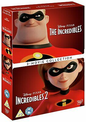 Incredibles Double Pack DVD Box Set