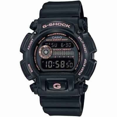 Casio G-Shock Black Resin Digital Men's Watch