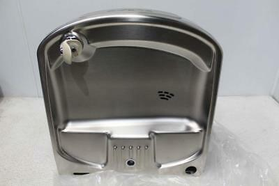 Elkay Single Station Refrigerated Water Fountain LZS8WSL