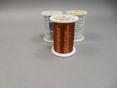 3lbs MWS Magnet Wire 25 AWG Enameled Copper 3000ft