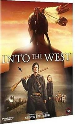 Into The West 4-Disc Set DVD VIDEO MOVIE television mini-series Spielberg show