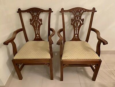 Reproduction Edwardian Carver Chairs