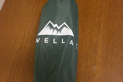 WellaX Ultralight Air Sleeping Pad - Inflatable Camping Mat for Backpacking L24