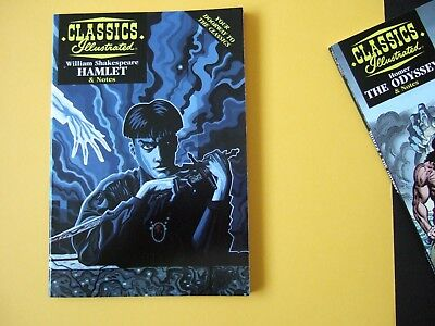 Acclaim Classics Illustrated - Hamlet by William Shakespeare - As new!