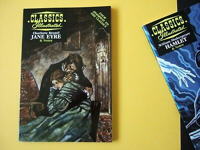 Acclaim Classics Illustrated - Jayne Eyre by Charlotte Bronte - As new!