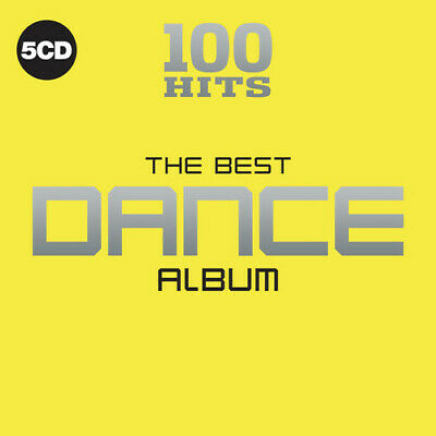 Various Artists - 100 Hits: Best Dance Album / Various [New CD] Boxed