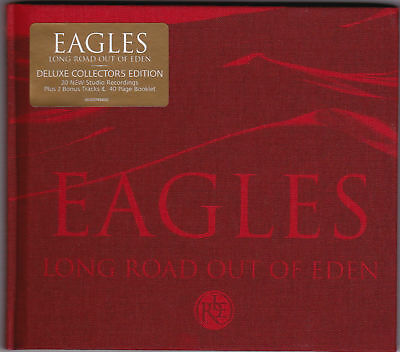 The Eagles (Long Road Out Of Eden - Deluxe Edition 2Cd Set Sealed + Free Post)