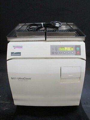 M11 Dental Lab Autoclave Steam Sterilizer for Instruments