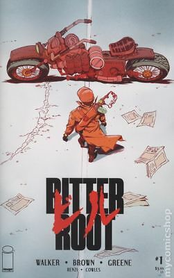 Bitter Root #1 NM eBay Exclusive Akira-Inspired Sanford Greene Variant