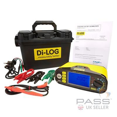 *SALE* Di-Log DL9118 Multifunction Tester + Accessories  & Calibration / UK