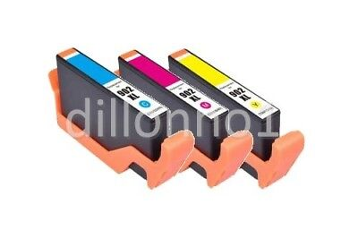 3 Pack 902 XL Ink Cartridges for HP Officejet Pro 6960 6968 6970 6975 6978