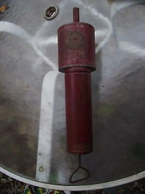 "Antique? Vintage For Sure, Dustking ""quick As Lightning"" Spray Powder Duster"