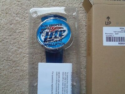 Miller Lite Draft Beer Tap Knob / Handle  - 12 Inches New!