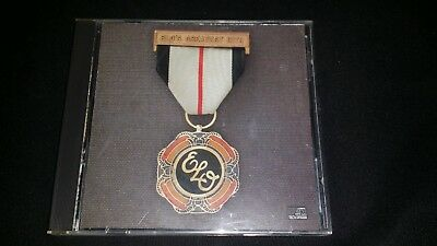 Elos Greatest Hits By Electric Light Orchestra Cd 1986 Music Album 11 Track Song