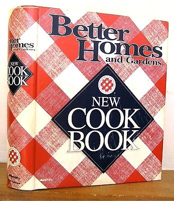 BETTER HOMES & GARDENS NEW 5-Ring COOK BOOK ©1996 ~ BHG3