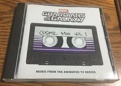 Marvel's Guardians of the Galaxy: Cosmic Mix, Vol. 1 by Various Artists (CD,...