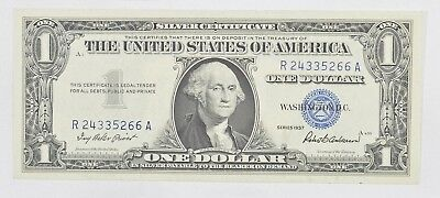 Crisp - 1957 United States Dollar Currency $1.00 Silver Certificate *424