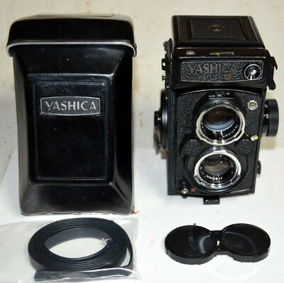 Yashica Mat Yashica-Mat 124G with case, strap, lens cap & 6 Month Warranty