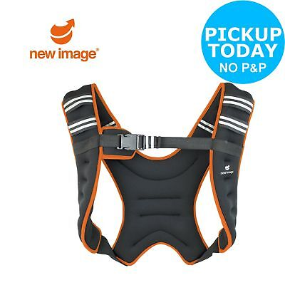 New Image Weighted Vest - 5kg.