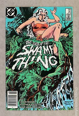 Swamp Thing (2nd Series) #25 1984 VF- 7.5