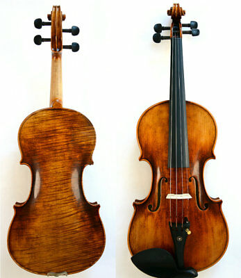 Solo Violin after Stradivari 1716 Messiah Violin Fabulous Tone
