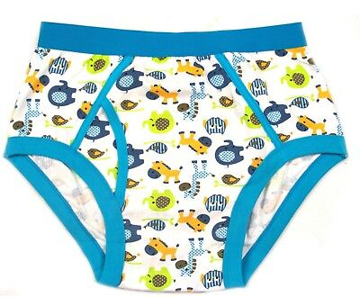 Adult IMPROVED Jungle Animals briefs autistic underpants