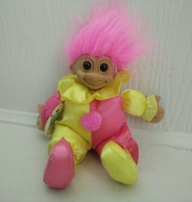 Vintage troll toy  23 cm high