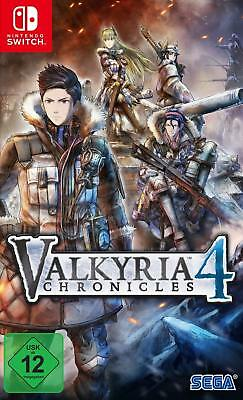 Valkyria Chronicles 4 IV - LE    Launch Edition      Switch  !!!!! NEU+OVP !!!!!
