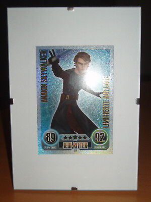 STAR WARS ATTAX Exklusive Limited Edition LE4 Anakin Skywalker Serie 1 deutsch !