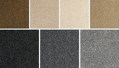 Quality Thick Elise Domestic Carpet | 6 Colours | Hessian Back Twist Just £8/Sqm