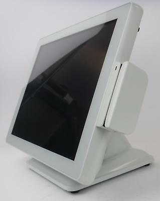 Poindus VariPOS-815 All-In-One Multi-Touch Screen POS Terminal TESTED & WORKING