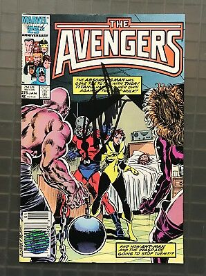 Stan Lee Signed THE AVENGERS #275 Marvel 1986 AUTO w/ EXCELSIOR Hologram