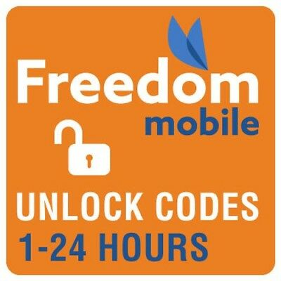 Freedom Mobile Factory Unlock Codes - All Androids (Samsung/Lg/Moto/Htc) Fast