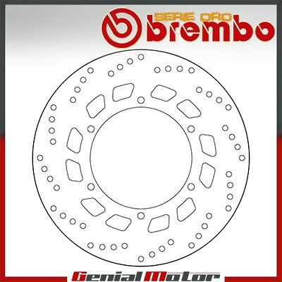 Brembo Serie Oro Fixed Front Brake Disc for Yamaha V Max 1986 > 1992