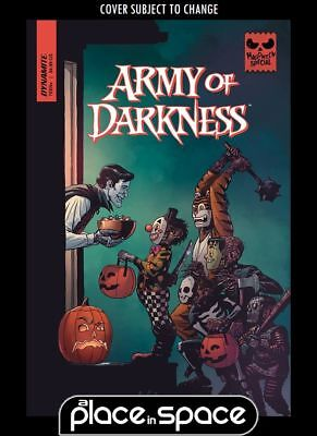 Army Of Darkness: Halloween Special #1 (One Shot)  (Wk43)