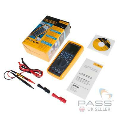 NEW Fluke 287/EUR True-RMS Logging Multimeter with TrendCapture - Genuine Fluke!